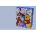 Badponcho Winnie the Pooh 4/6 jaar