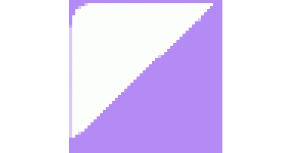 Badcape duo paars met witte kap