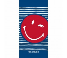 Badhanddoek Smiley Sailor