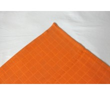 Verzorgingsdoek tetra oranje 65cm x 65cm