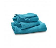 5-delige handdoekenset petrolblauw