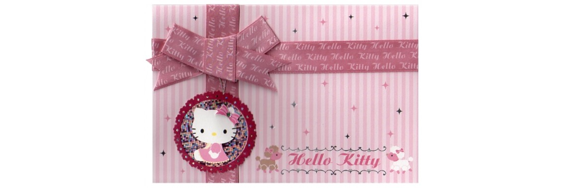 kaartje Hello Kitty