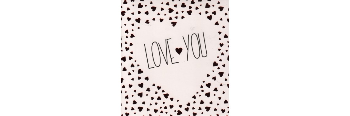 Kaart Love you