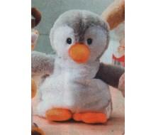 Warmte-knuffel pinguïn