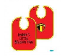 Slabbetje DADDY'S LITTLE BELGIUM FAN