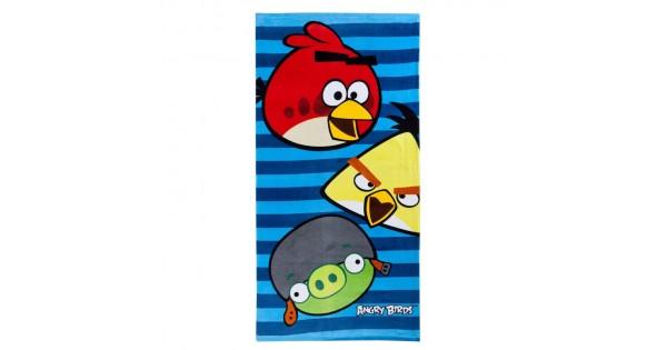 Strandlaken Angry Birds