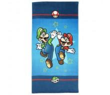 Strandlaken Mario & Luigi