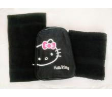 Zwemset met rugzakje Hello Kitty (kleur handdoeken naar keuze)