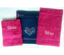 Zwemset Kickers Fashion (kleur handdoeken naar keuze)