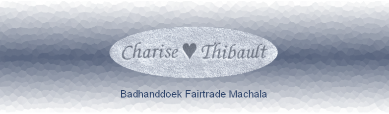 Badhanddoek Fairtrade Machala