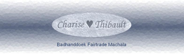 Badhanddoek Fairtrade